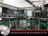 Линия упаковки покрывать бутылки заполняя и машина для прикрепления этикеток