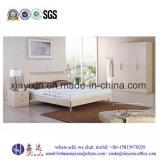 Mobília moderna do quarto da melamina da base dobro de China (SH-023#)