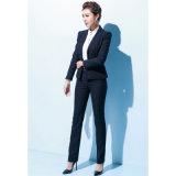 30 ternos elegantes de lãs & de mulheres de Ol do negócio de 70%Polyester 1 Botton
