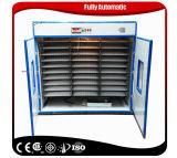 フルオートの家禽の定温器機械および卵Hatcher