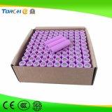 高品質100%元の2500mAh 3.7V再充電可能な李イオン18650電池