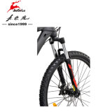E-Bicyclette de montagne de fourche de suspension d'alliage d'aluminium de la selle 26 de MTB ""
