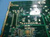 Differentiële Impedantie Gecontroleerde PCB Op hoge temperatuur in het Systeem van de Navigatie