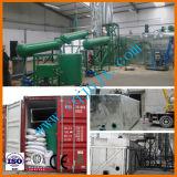 Olio di motore usato alla macchina di rigenerazione dell'olio vegetale del combustibile diesel