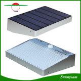 600lm 48 LED Bewegungs-Fühler-Licht-Garten-Sicherheits-Lampen-im Freien wasserdichtes Wand-Licht der Sonnenenergie-PIR