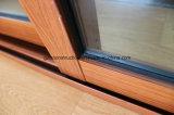 Быстро установка, легкое соединение и окно стоимостей труда сбережения алюминиевое сползая