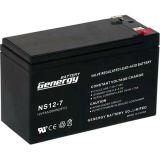 batterie d'acide de plomb de 12V 7ah pour l'éclairage 5W solaire