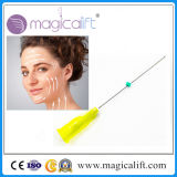 Cuerda de rosca de la elevación del diente de la cara 3D de Pdo del rejuvenecimiento de la piel