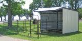 振動ドアの前部4m馬の馬小屋(XMM-HS6)