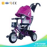 4 в 1 более дешевом трицикле ребенка прогулочной коляски младенца цены