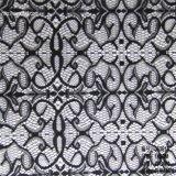 Tela barata do laço de boa matéria têxtil africana de Organza da venda