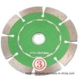 Изготовления лезвия круглой пилы для гранита, мрамора, Terrazzo, Firebrick