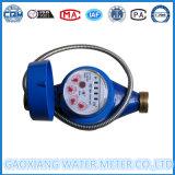 Medidor de água remoto do controle direto fotoelétrico da válvula da leitura