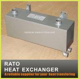 Scambiatore di calore di certificazione di iso piccolo