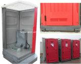 Tocador móvil conveniente de la república/casa prefabricados/prefabricados del envase para la venta caliente