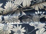 Blume gedrucktes Polyester-Taft-Gewebe für Frauen-unten Umhüllungen