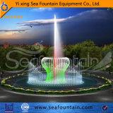 Fuente de agua al aire libre de la piscina de la música del nuevo diseño