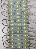 3SMD5050 de groene LEIDENE van de Kleur EpoxyModule 75*12 maakt LEIDENE Module waterdicht