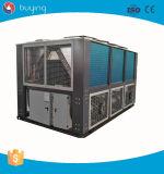 L'air a refroidi le réfrigérateur refroidi à l'eau de vis pour la presse de rouleau