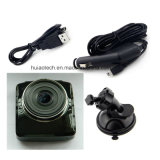 Popular Factory Car DVR Digital Vide Recorder para venda com H264. MOV Car Black Box, câmera de carro 5.0mega, Motion Dection, G-Sensor DVR-2415