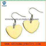 Boucles d'oreilles à la mode Boucles d'oreilles en or et boucles d'oreille en acier inoxydable (ER2655)