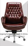 人間工学的のBarstoolsの学校の実験室のホテルの管理の革オフィスの椅子(HX-AC048)