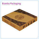 Bunter Druckpapier-Pizza-Kasten