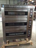 3 Tellersegment-Ofen der Plattform-9/Einfachheits-Plattform-Backofen für Brot/Biskuite/Kuchen