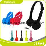 Écouteur stéréo flexible d'aperçus gratuits de cadeau de produits de promotion