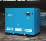 Compresor industrial conducido eléctrico del tornillo del aire rotatorio de VSD (KF250-08INV)