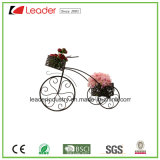Plantadores decorativos da bicicleta do metal para a decoração da HOME e do jardim