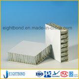 平らな正面の建築材料のためのアルミニウム蜜蜂の巣のパネル