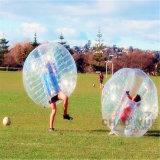 Bola de parachoques del compinche, balompié de la burbuja del fútbol de Zorb de la carrocería para el golpeador