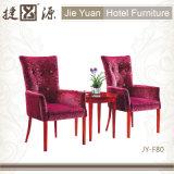 직물에 의하여 완화되는 호텔 식당 의자 (JY-F80)