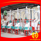 50t/Dトウモロコシのフライス盤のトウモロコシの製粉機機械