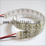 Tira doble 60LED/Meter del PWB 3528 LED de la cara