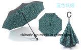 [بورتبل] غنيّ بالألوان طليق يد مستقيمة عكسيّة يعكس مظلة