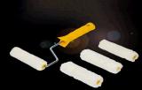 Kunst-Fertigkeit-Minilack-Pinsel-Rolle
