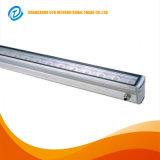 옥외를 위한 IP65 세륨 Epistar 칩 220V 12W 18W 24W 36W LED 벽 세탁기