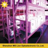 100*5W 고성능 500W LED는 가벼운 가득 차있는 스펙트럼을 증가한다