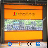 セリウムの証明(HzH002)の産業高速PVCドア