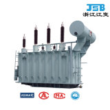 Kema geprüfter ölgeschützter 230kv Leistungstranformator-Generator-Hochspannungstransformator