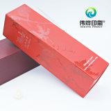 Роскошное UV-Покрытие пятна коробки питья подарка/бумаги вина печатание
