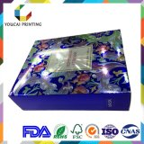 Fancy Looking Hot Stamping Surface Cosmetic Box for Mask Packaging
