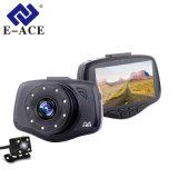 3.0inch HD Dual came manual do traço da lente PRO