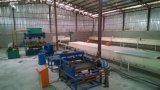 Tuile de toit enduite en pierre rendant la formation de roulis faite à la machine en Chine