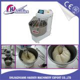 Farinha espiral de alta velocidade dos misturadores de massa de pão 50kg para o pão