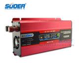 CC di Suoer 12V 1000W all'invertitore di corrente alternata Con la visualizzazione dell'affissione a cristalli liquidi (SDB-1000A)