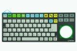 Druckknopf-Membranen-Tastaturblock mit dem 3m Kleber