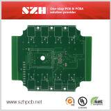 Sistema de controle de incêndio Placa de circuito impresso de PCB rígida